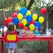 Superman Birthday Party Decoration Ideas 323 Best Superhero Party Ideas Images On Pinterest Superhero