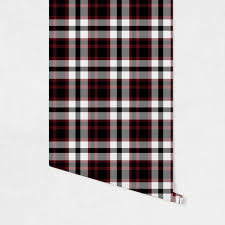 pearland oilers plaid wallpaper u0026 surface covering youcustomizeit