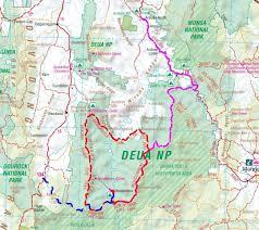 Ua Map 4wding Com Fjcc Nsw Bendethera