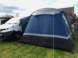Motorhome Free Standing Awning Awnings For Mini Day Vans Like Vw Caddy And Transit Connect Vans