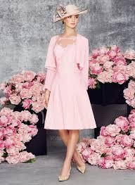 a linie u ausschnitt knielang chiffon brautjungfernkleid mit applikationen spitze p598 die besten 25 pink chiffon dress ideen auf vintage