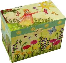 summer musical treasure box children s boxes