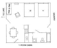 one room cabin floor plans one room cabin floor plans one bedroom model 24 x 32 view