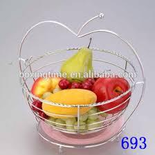 cheap fruit baskets apple shape fruit basket cheap wholesale metal baskets buy