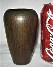 Copper Flower Vase Copper Vase Antique Metalware Ebay