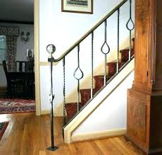 Home Depot Interior Stair Railings Interior Metal Stair Railing Kits Wrought Iron Stair Railing Kits