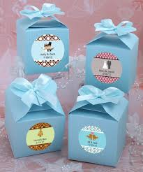 baptism favor boxes styles wedding favors
