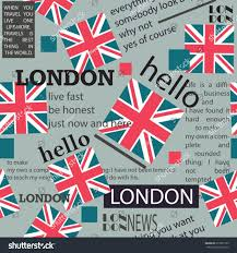 english newspaper pattern modern newspaper texture english pattern stock vector hd royalty