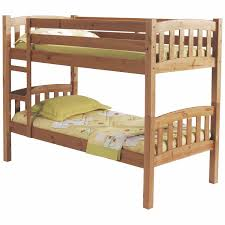 Twin Wooden Bed by Solid Wood Bunk Beds With Ladder Bedroom Cheap Bunk Beds Solid