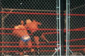 Backyard Wrestling Steel Cage Match The Wrestling Insomniac February 2017