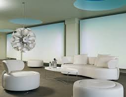Round Living Room Chairs - contemporary living room furniture