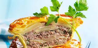 recette de cuisine viande pâté de pommes de terre à la viande hachée facile recette sur