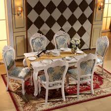 european birch wood dining furniture dining table and chairs