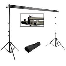 backdrop stands play photo backdrop stand for background muslins kaezi