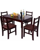 4 Seat Dining Table And Chairs Don U0027t Miss These Deals On Dining Room Sets