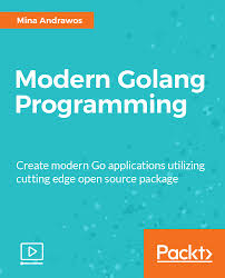 Golang Map Modern Golang Programming Video Packt Books