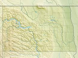 lake sakakawea map lake sakakawea
