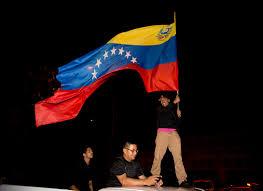 Venezual Flag Venezuela Opposition Celebrates Poll Victory Elections 2017 Al