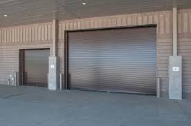 Overhead Door Model 610 Rolling Service Doors