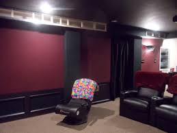fabricmate wall finishing solutions homes cost to install wall acoustic fabric avs forum home theater