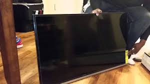 black friday 40 inch tv toshiba 40l3400u 40 inch led smart tv 2015 unboxing and setting up