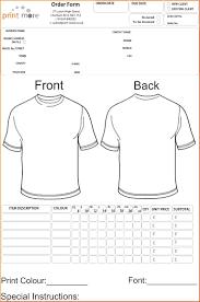 shirt order form template thebridgesummit co