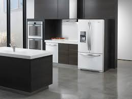 Kitchen Ideas With Black Cabinets Cabinets U0026 Drawer Awesome Black Kitchen Cabinets With White