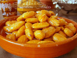 recette de cuisine salé amandes grillées salées le cuisine de samar