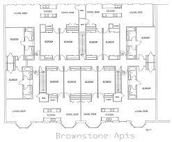 Brooklyn Brownstone Floor Plans 16 Brooklyn Brownstone Floor Plans New York Brownstone