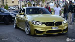 Bmw M3 Yellow Green - bmw m3 f80 sedan 2016 23 april 2017 autogespot