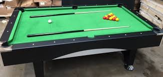Slate Bed 7ft Cobra Elite Slate Bed Pool Table