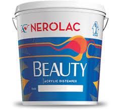 nerolac beauty acrylic distemper interior wall colors u2013 kansai