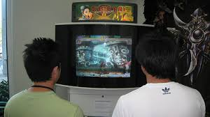 Street Fighter 3 Arcade Cabinet Kagaden U003e Manage Blog