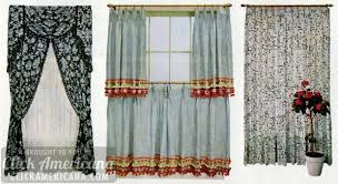 Curtains And Draperies Curtains U0026 Drapes Expert Advice 1965 Click Americana