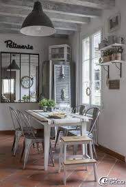 Cuisine Style Campagne Chic by