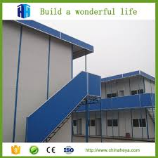 2017 low cost combined prefabricated shipping container house for sale