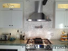 inspiration interesting glass tile backsplash pictures with