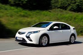 opel ampera vauxhall ampera first drive