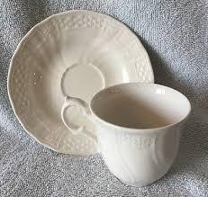 mikasa renaissance antique 6 mikasa china renaissance white d4900 cup saucer set s2 retired