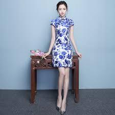 gown style dresses style dress modern qipao woman ceremony cheongsam grace