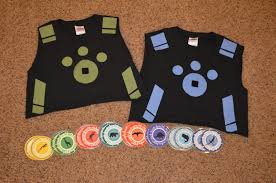 diy wild kratts creature power suit google search craft