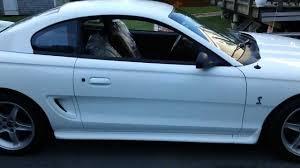 1995 mustang gt cobra 1995 ford mustang cobra r