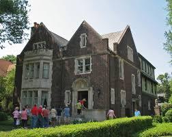 English Tudor Homes Indian Village Detroit 2011 Home And Garden Tour Flickr