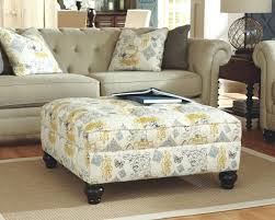 Printed Ottomans Ottoman Living Room Chair And Ottoman Chairs With Ottomans