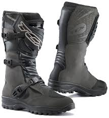 mx riding boots tcx track evo wp boots revzilla