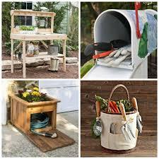 diy storage garden tools in 40 clever solutions hommeg