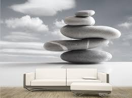 Stone Wall Mural Top Classic 3d European Style Stone Mood Zen Backdrop Wall Mural