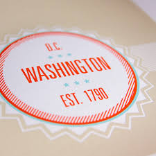 Washington Dc Neighborhood Map by Washington D C Neighborhoods Map These Are Things Touch Of Modern