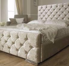 Amazon Fabric Bed Frames Amazon Com Simmons Heavenly Mattress King Size Kitchen