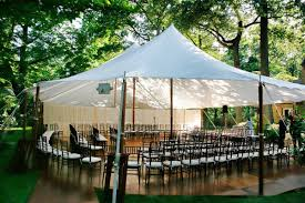 tents for weddings from ceremony to celebration one sailcloth tent does it all